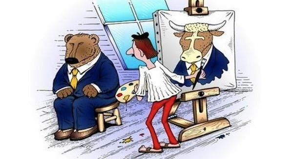 thị trường bò tót và thị trường con gấu trong đầu tư chứng khoán
