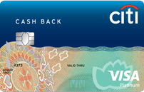 Thẻ Citibank Cash Back