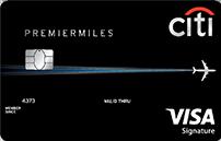 Thẻ Citibank Premiermiles