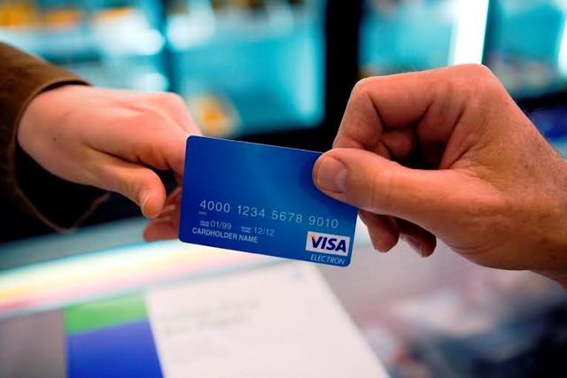 thanh toán bằng VISA