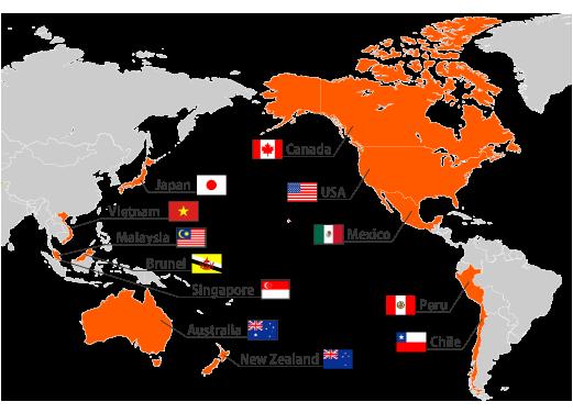 Hiệp định đối tác xuyên Thái Bình Dương TPP