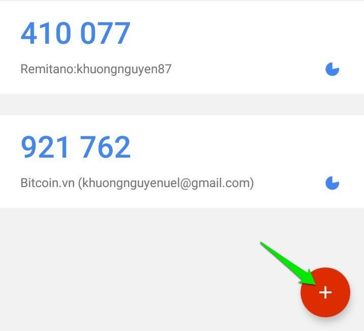 su dung Google Auth 2