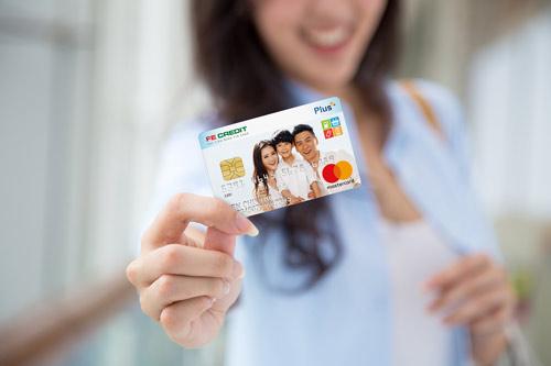 Thẻ tín dụng FE Credit Plus Selfie