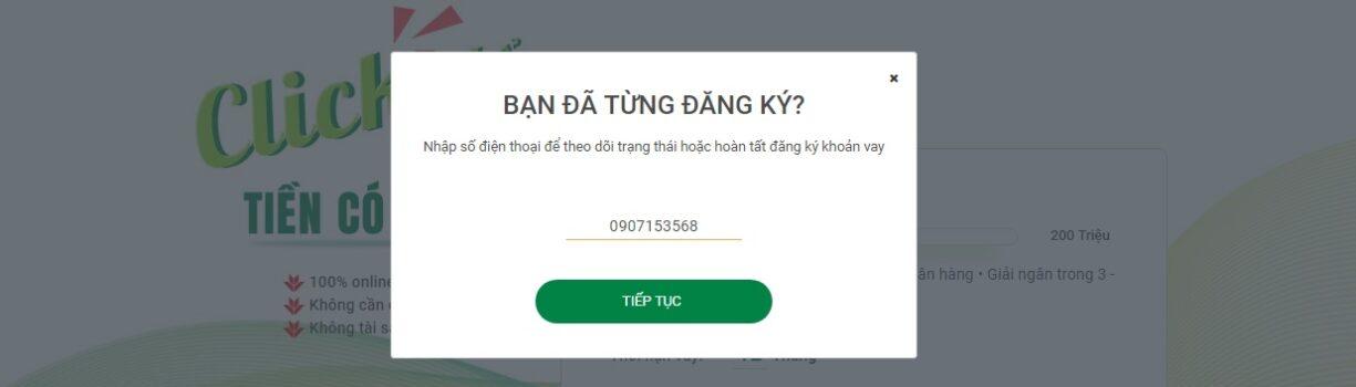 Huong dan vay tien online VPBank 16