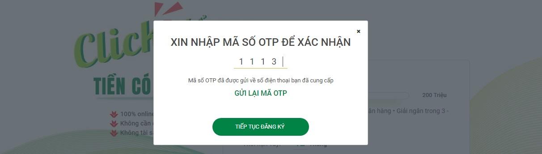Huong dan vay tien online VPBank 17