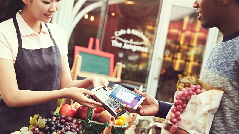 ứng dụng samsung pay