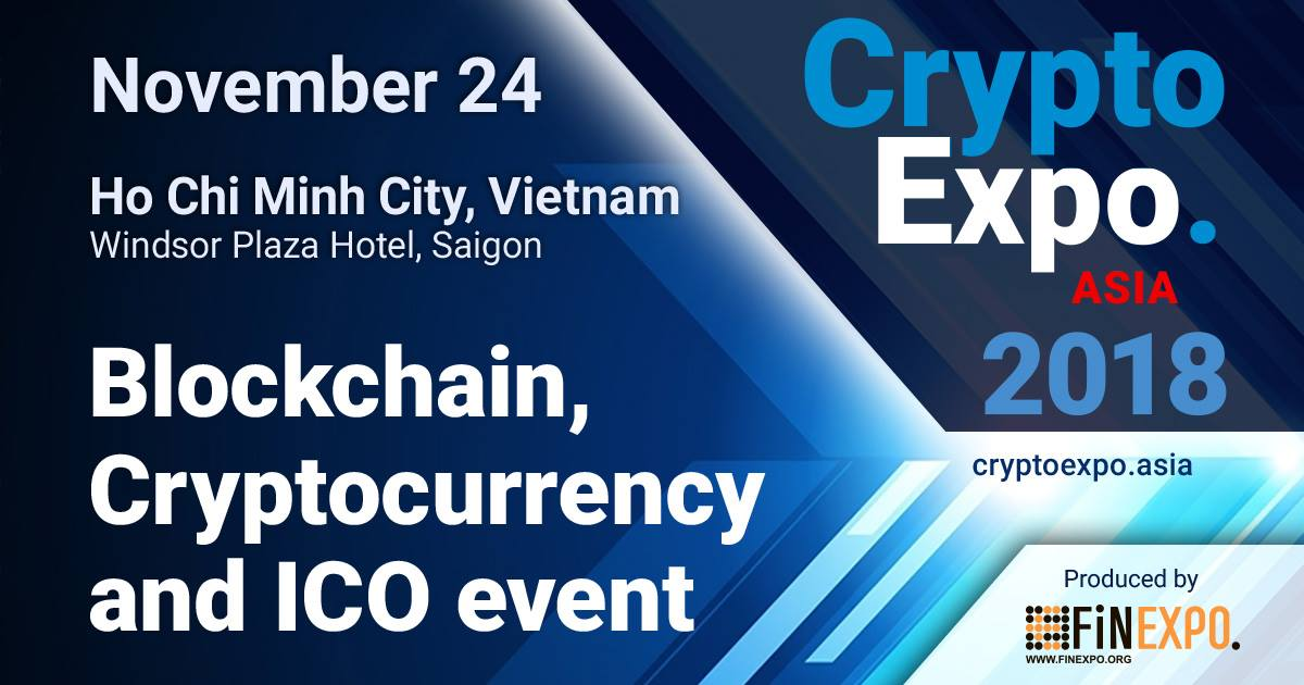 Crypto Expo Asia, Vietnam
