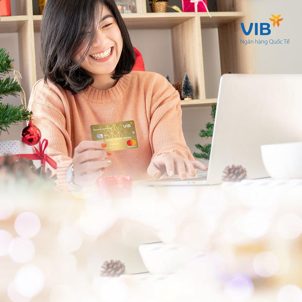 thẻ tín dụng VIB 12