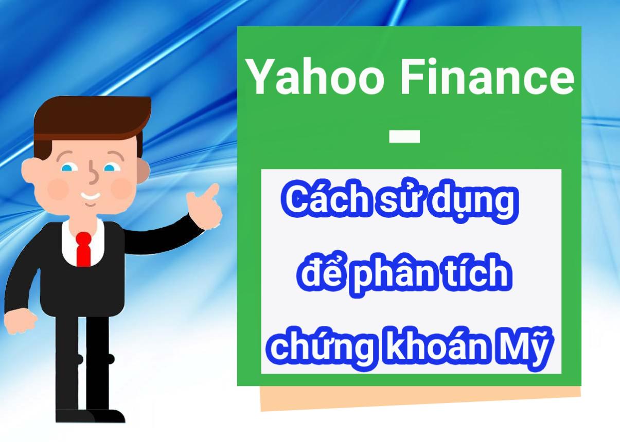 su dung  Yahoo Finance