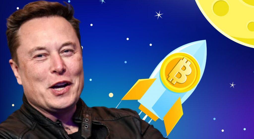 Elon Musk mua Bitcoin 2