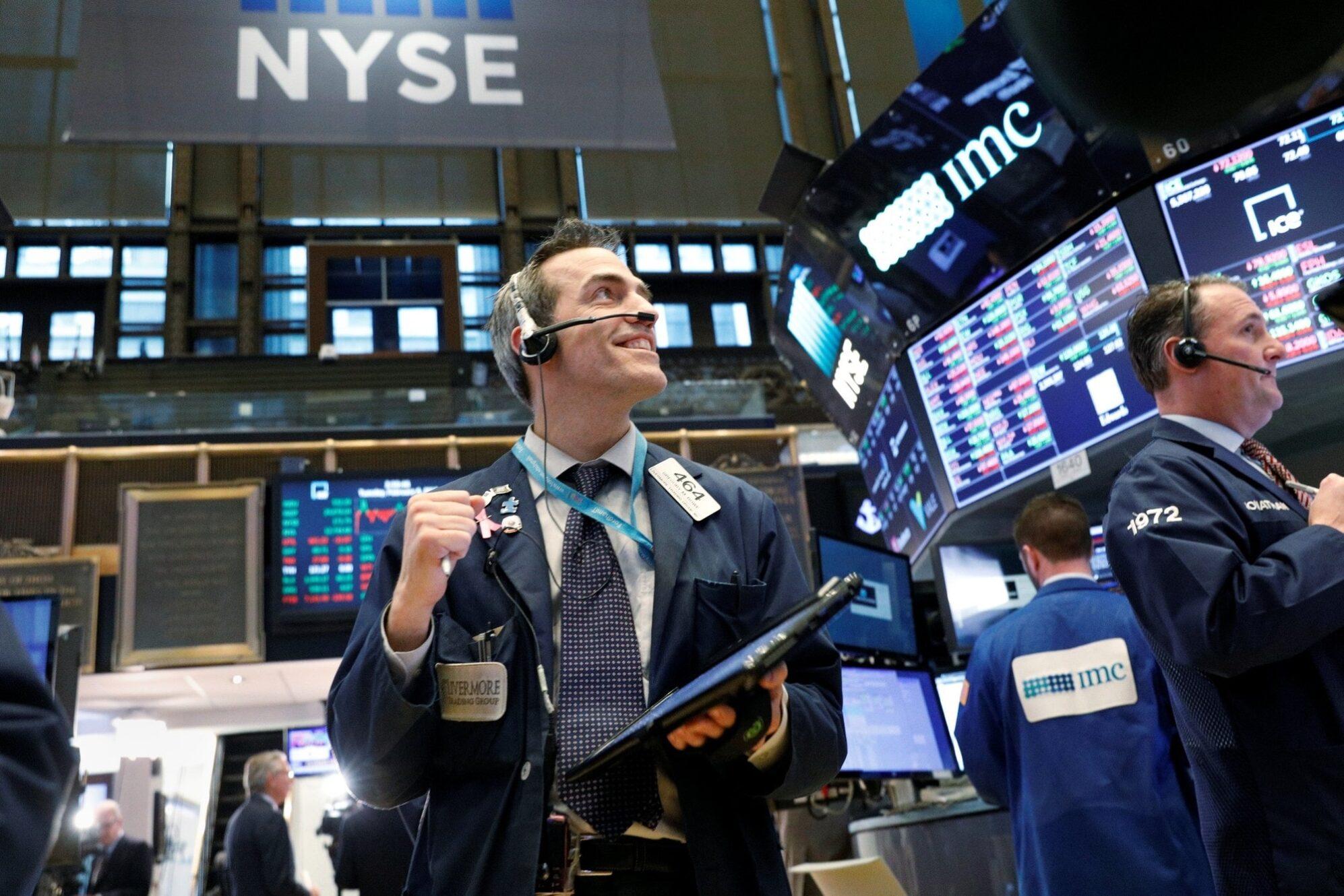 Chứng khoán Mỹ luôn được các nhà đầu tư trên thế giới đặc biệt quan tâm