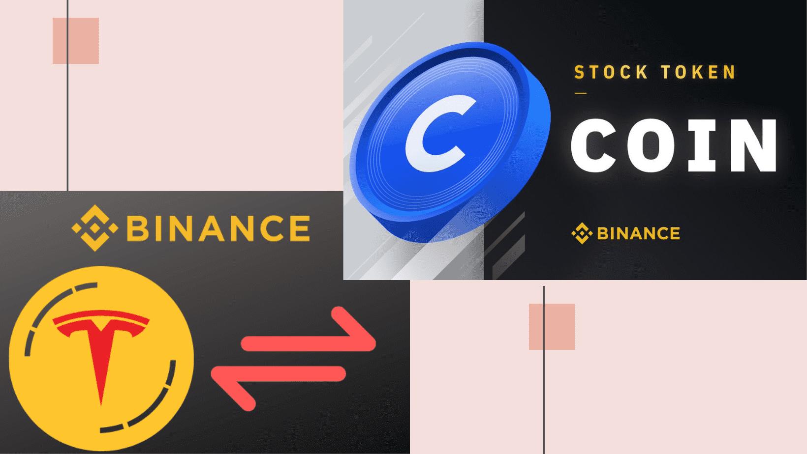 Binance token stock