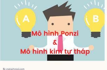 Mo hinh Ponzi Mo hinh kim tu thap e1626018562658