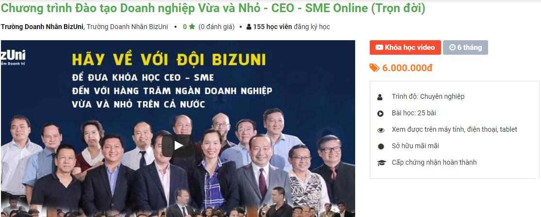 CEO SME