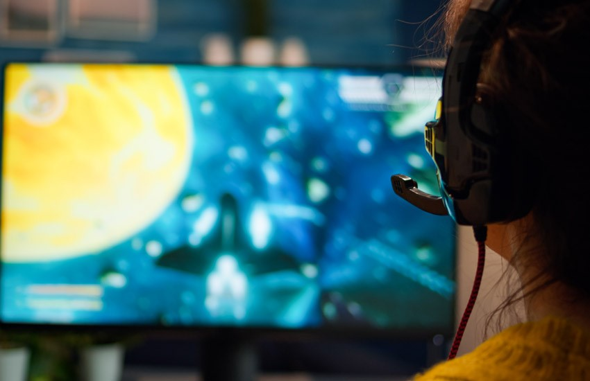 Game NFT ra đời giúp người chơi vừa giải trí, vừa có thể kiếm tiền
